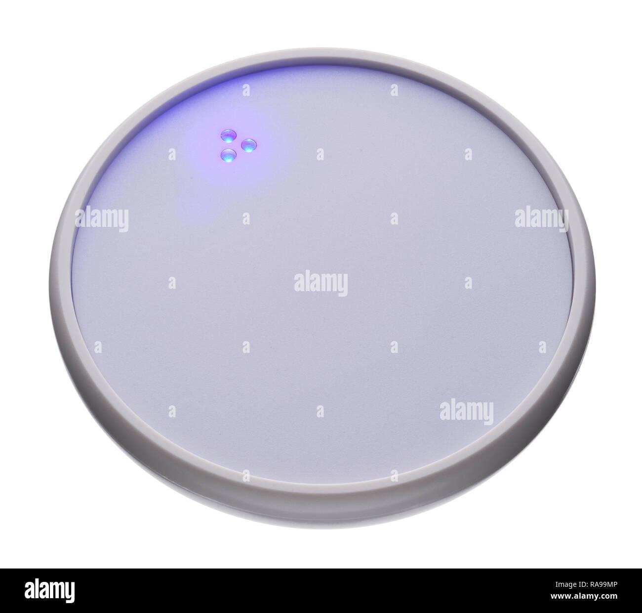 Dodow sleep aid device to help with insomnia. - Stock Image