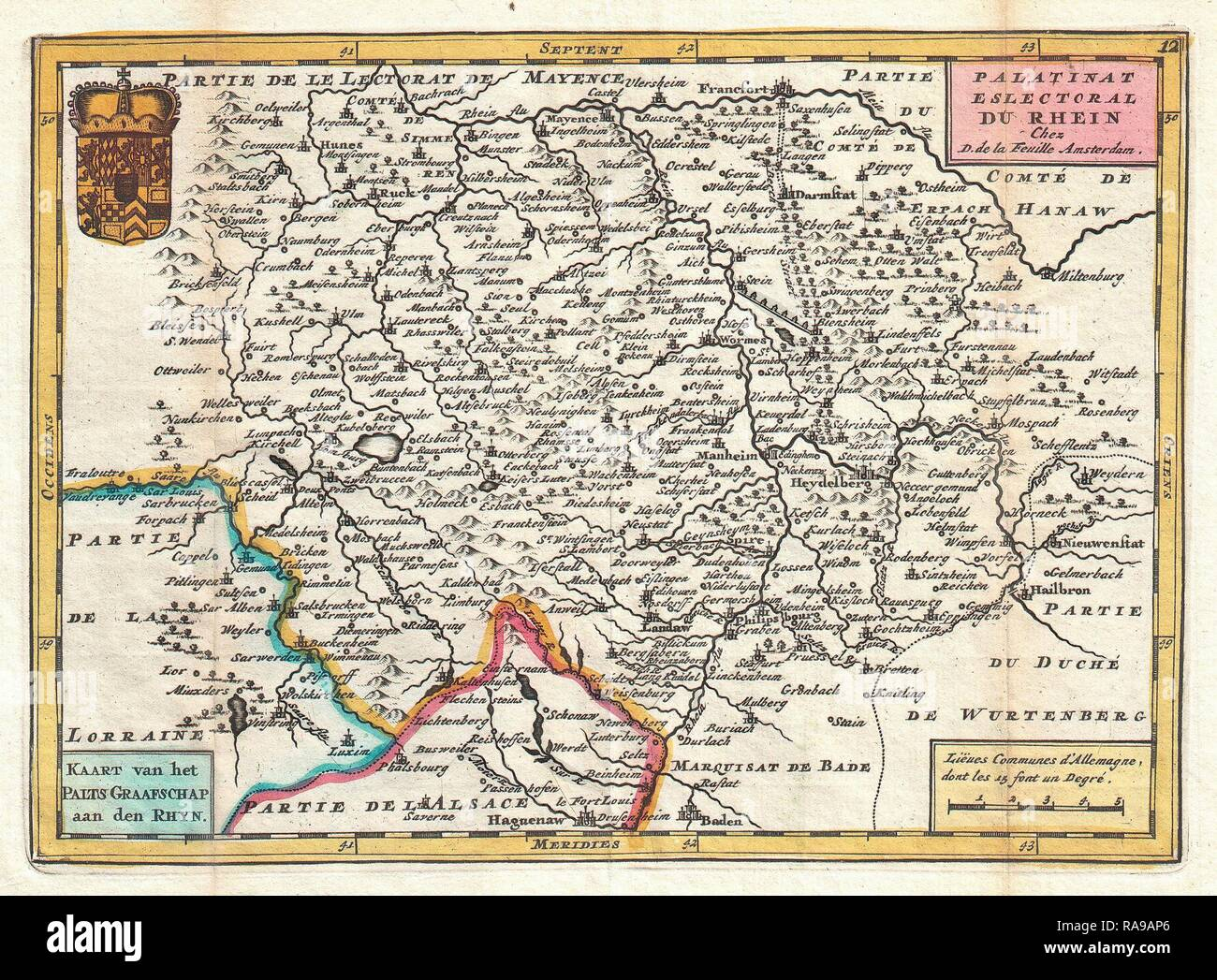 Map Of Germany Rhineland.Rhineland Map Stock Photos Rhineland Map Stock Images Alamy