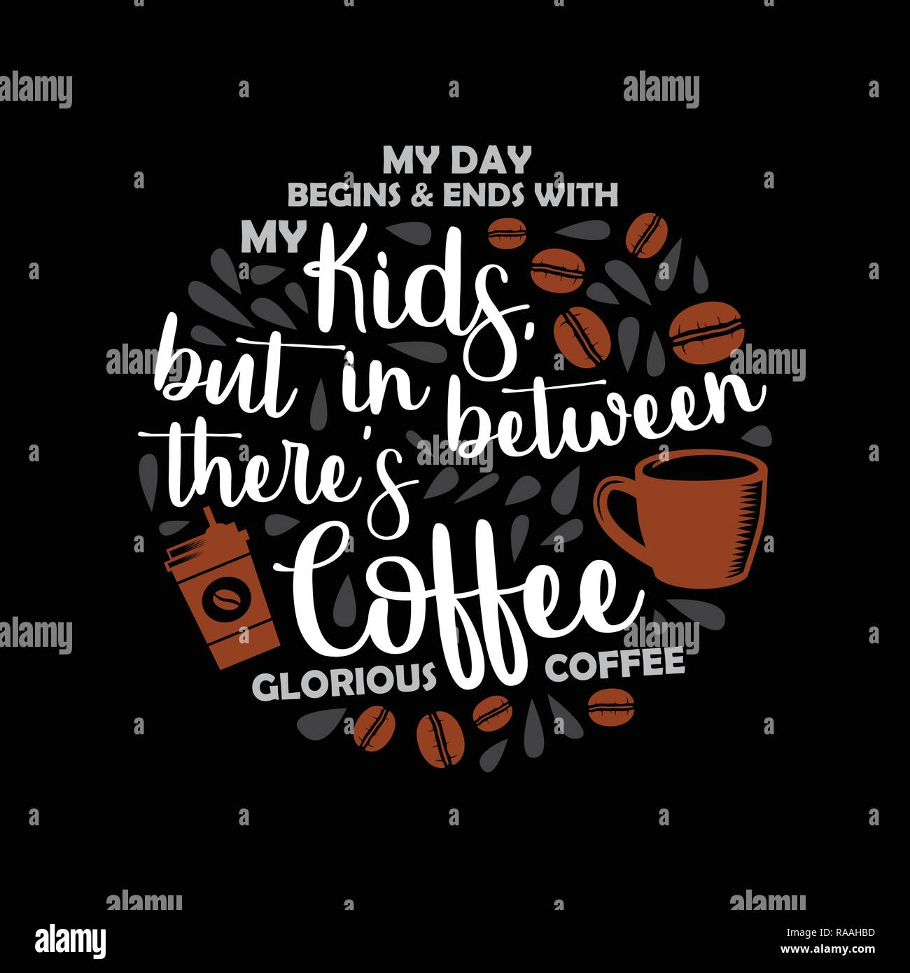 Fathers Day Saying And Quotes Coffee Dad My Dad Begins