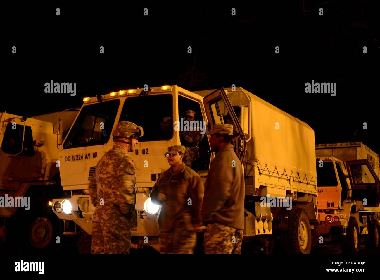547th Transportation Company Stock Photos & 547th Transportation