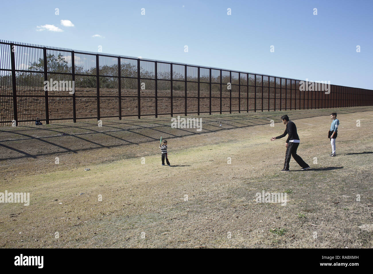 Brownsville Texas Border Fence Stock Photos Amp Brownsville