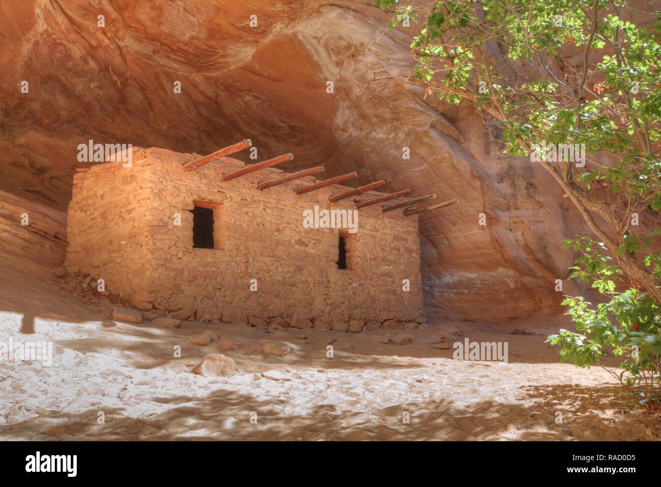 The Doll House Ancestral Anasazi Pueblo Building 1150 1250 Ad