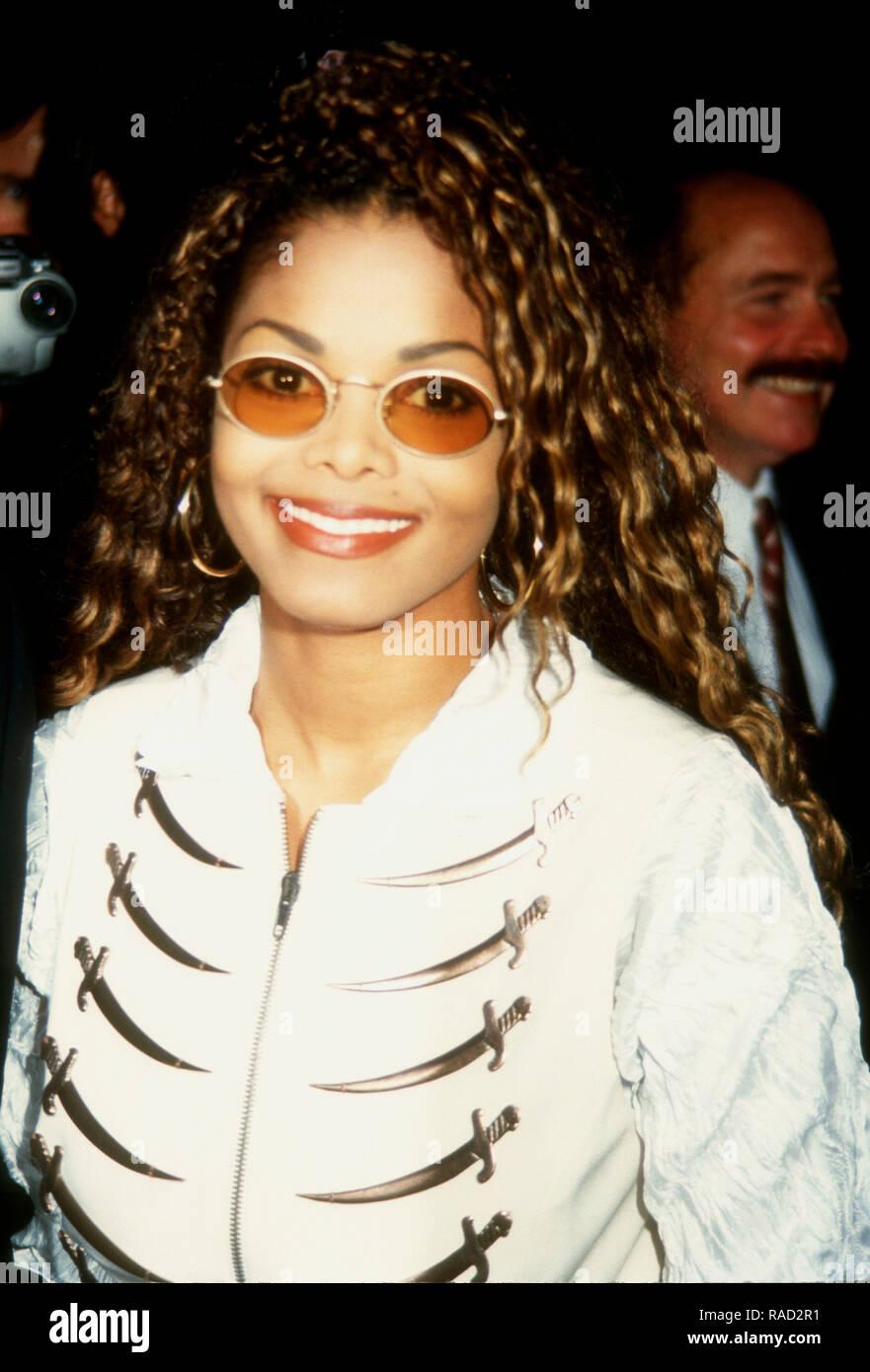 BEVERLY HILLS, CA - JULY 21: Singer Janet Jackson attends