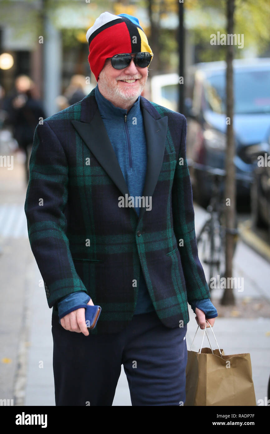 Chris Evans seen leaving BBC Radio Two Studio after he finished his  Breakfast Show - London Featuring: Chris Evans Where: London, United  Kingdom When: 03 ...