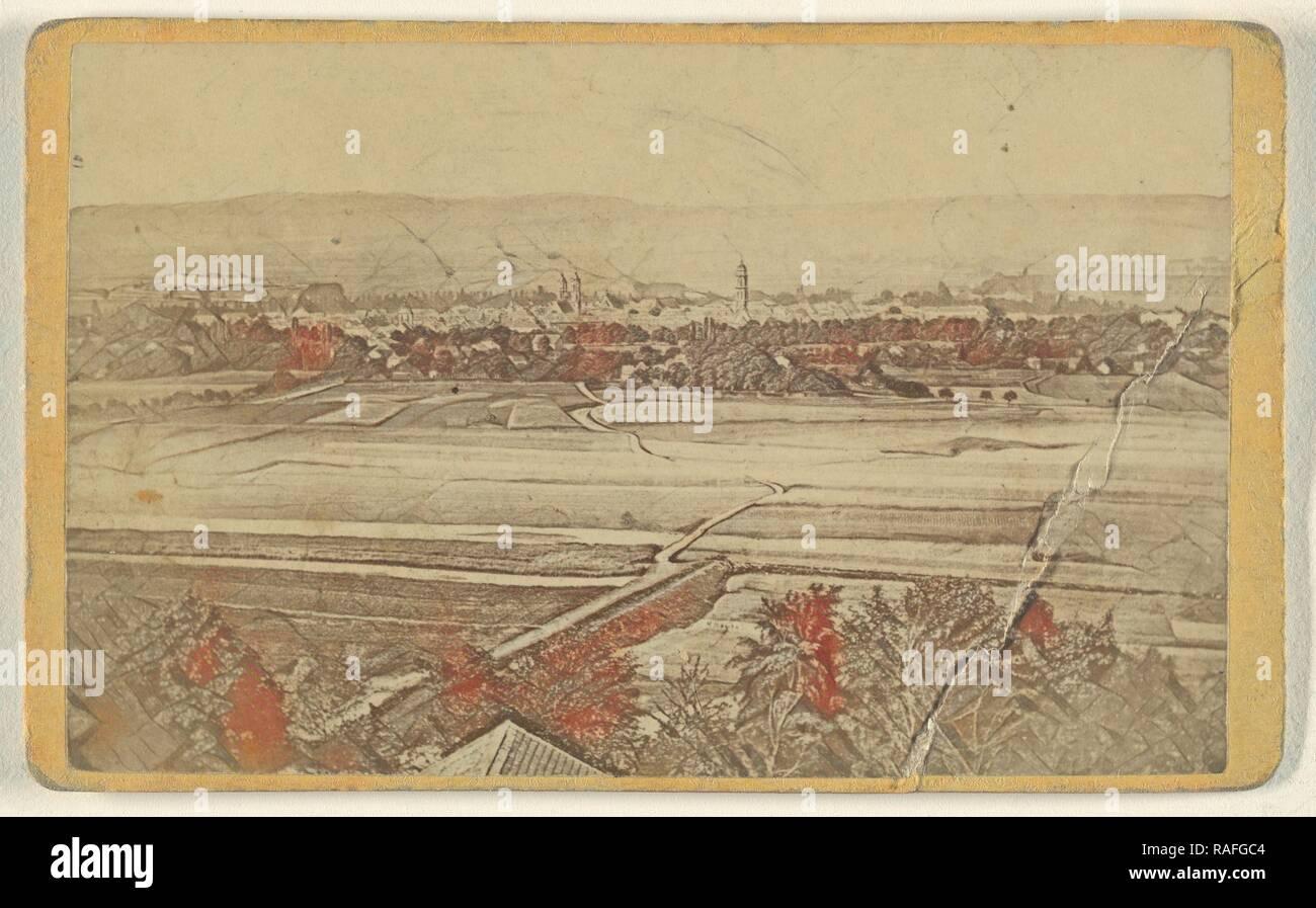 GÖttingen & MÜnden Antique Town City Stadtplans Lower Saxony Baedeker 1904 Map