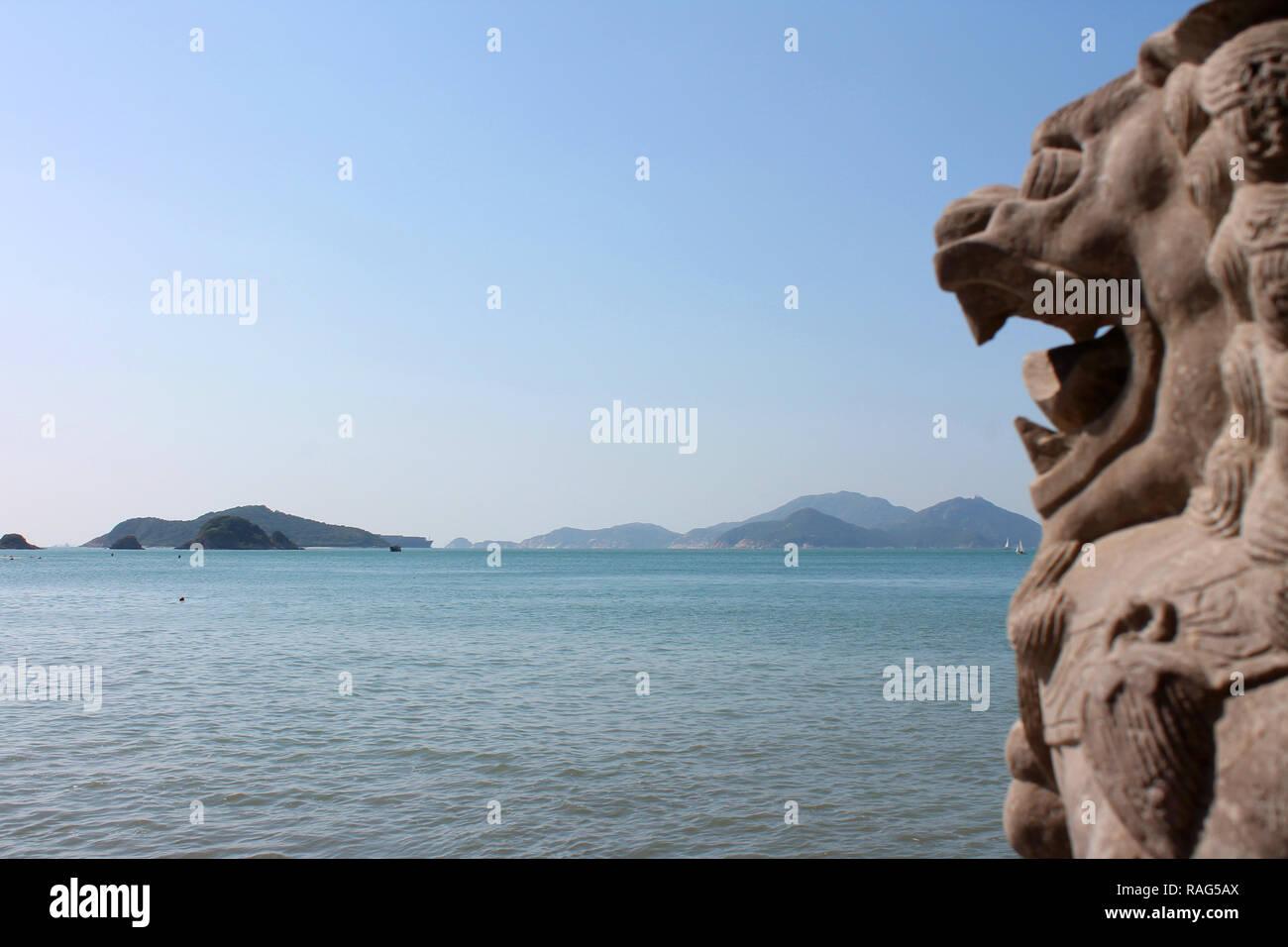 Hongkong Repuls Bay - Stock Image