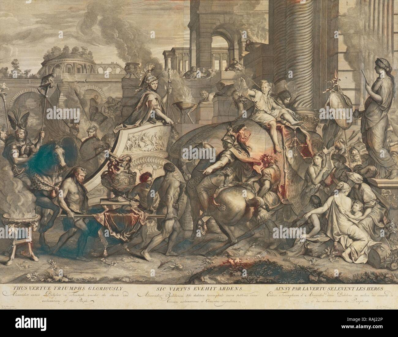380b9b9e5b332d Alexander Into Babylon Stock Photos   Alexander Into Babylon Stock ...