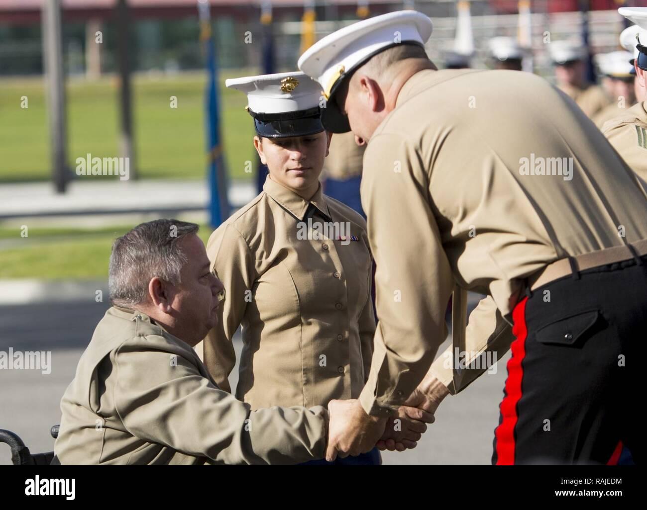 U S Marine Corps Maj Gen Daniel J O Donohue 1st Marine
