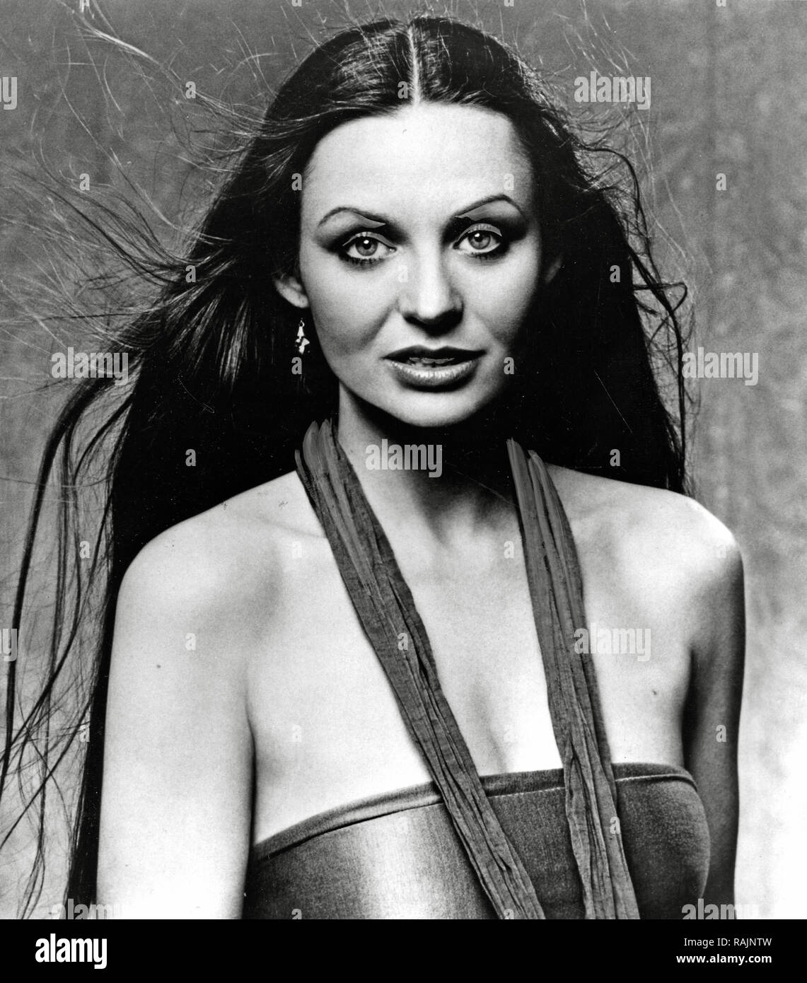 Publicity photo of Crystal Gayle,  circa 1978    File Reference # 33636_942THA - Stock Image