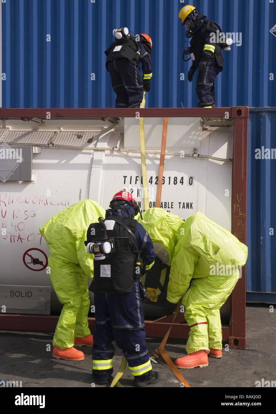 Hazardous Materials Haz Mat Technician Uniform Patch Firefighter Rescue