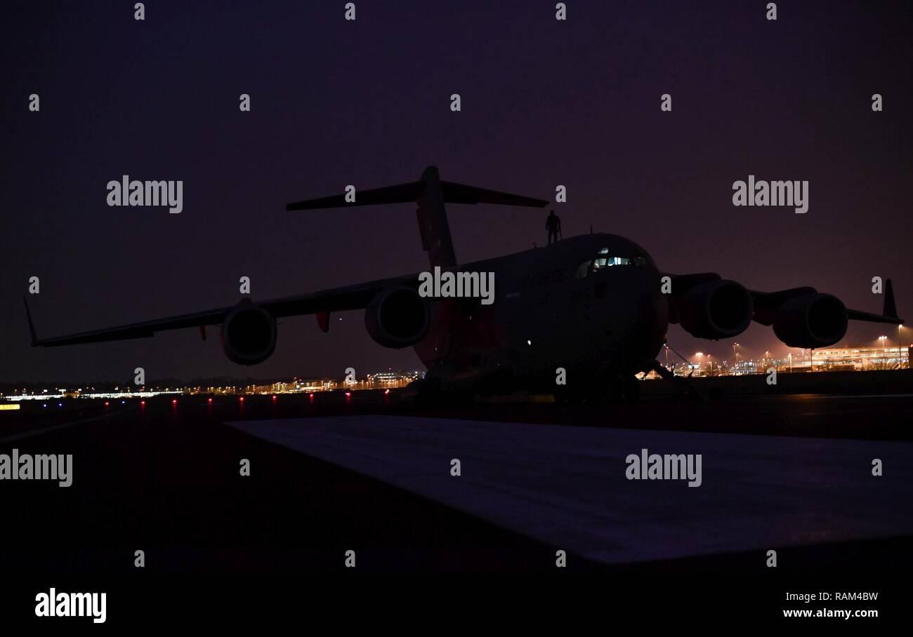 Senior Airman Kody Hatch, 721st Aircraft Maintenance