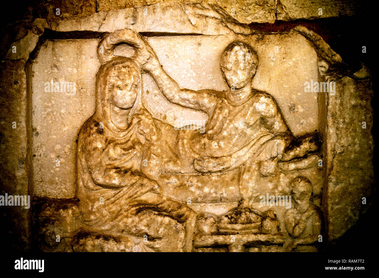 Historical Antique Greek Marble Art Photos High Detailed Stock Photo