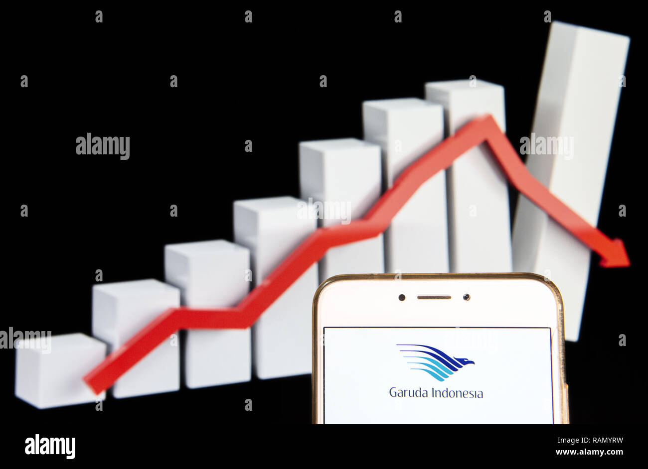 Garuda Airline Stock Photos Amp Garuda Airline Stock Images
