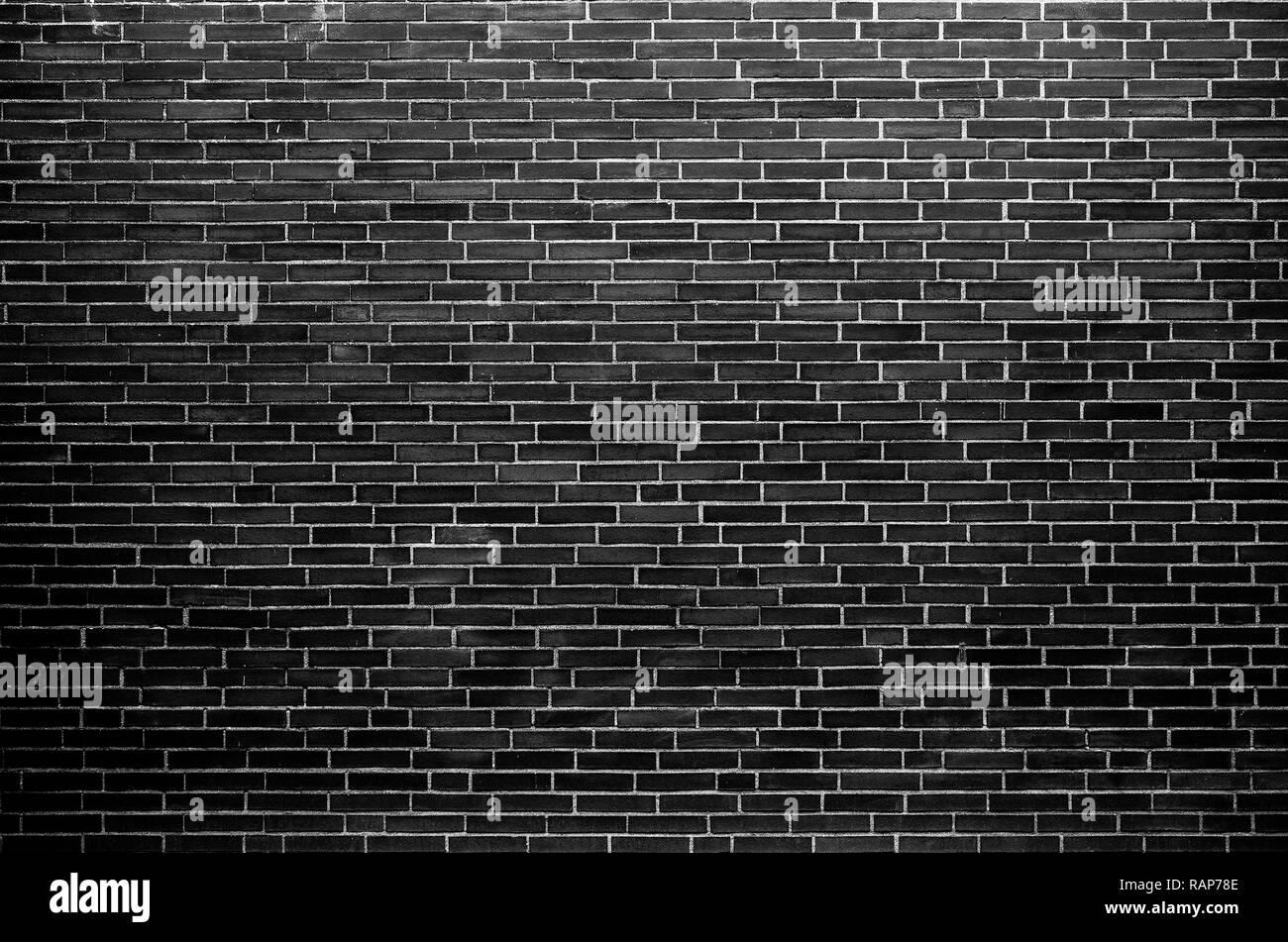 Grunge Stone Brick Wall Background Texture Photo - Stock Image