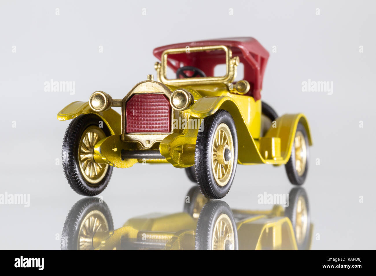 Matchbox Models of Yesteryear Y-6 Cadillac 1913 - Stock Image