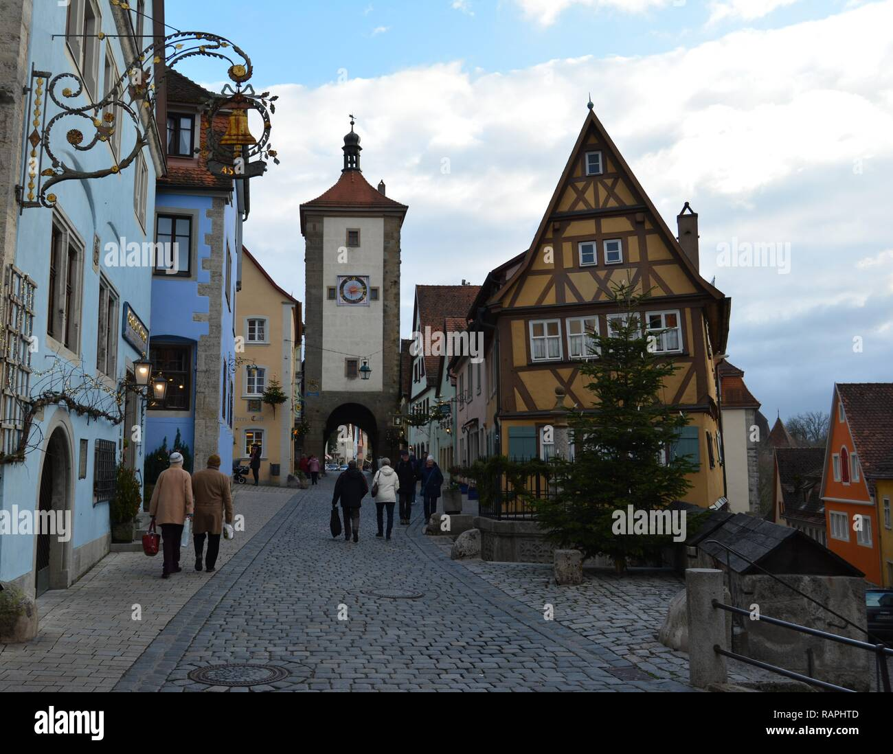 Famous Places In Germany Stock Photos & Famous Places In