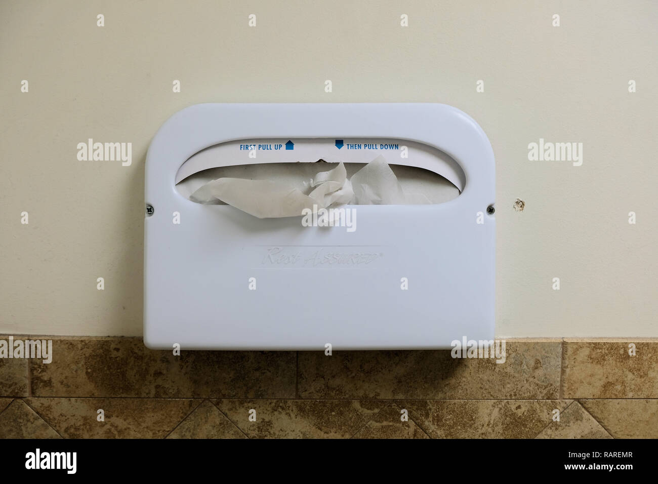 Awesome Toilet Seat Cover Dispenser Stock Photos Toilet Seat Cover Ibusinesslaw Wood Chair Design Ideas Ibusinesslaworg