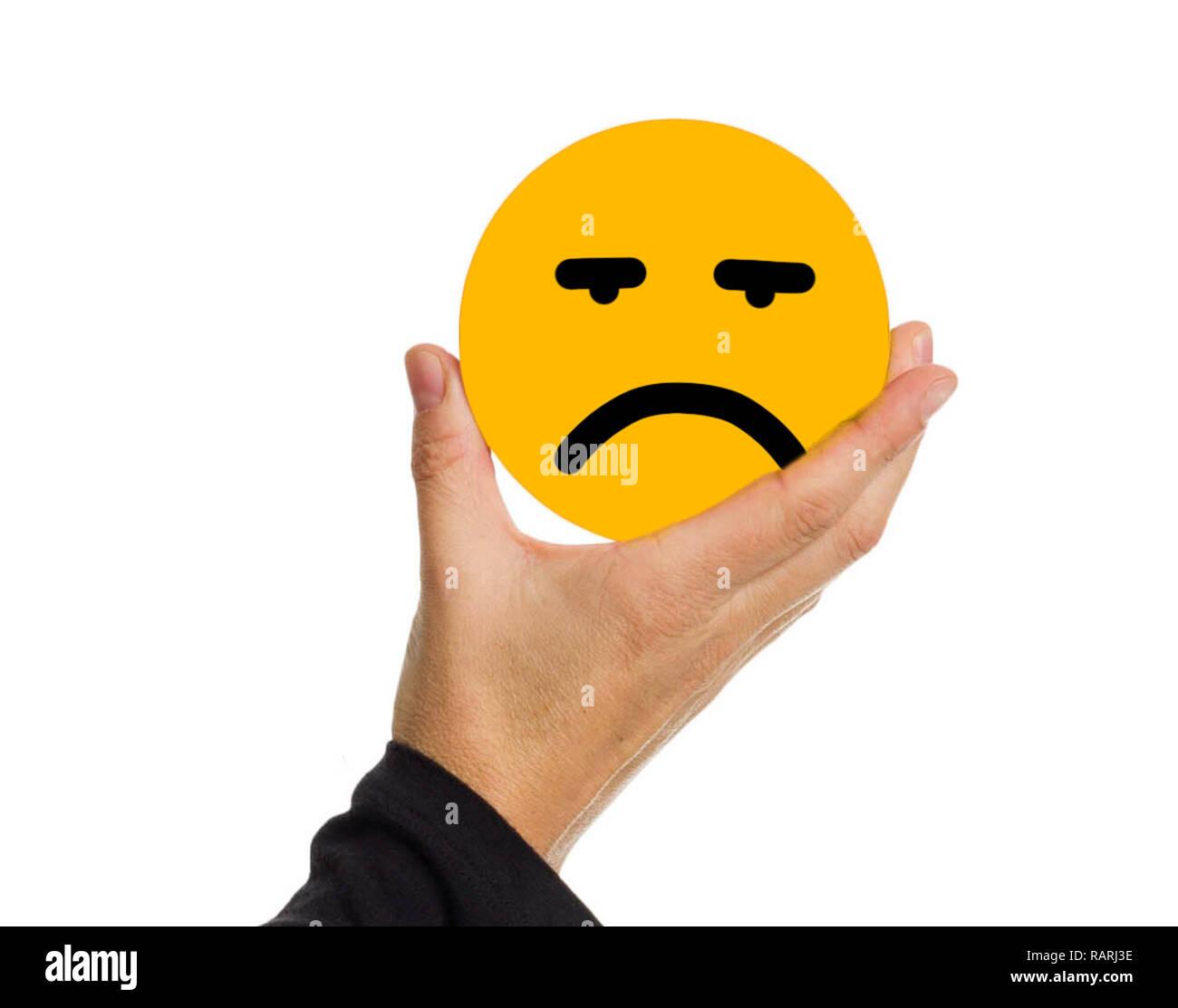 Sad Smiley Ball Stock Photos & Sad Smiley Ball Stock Images