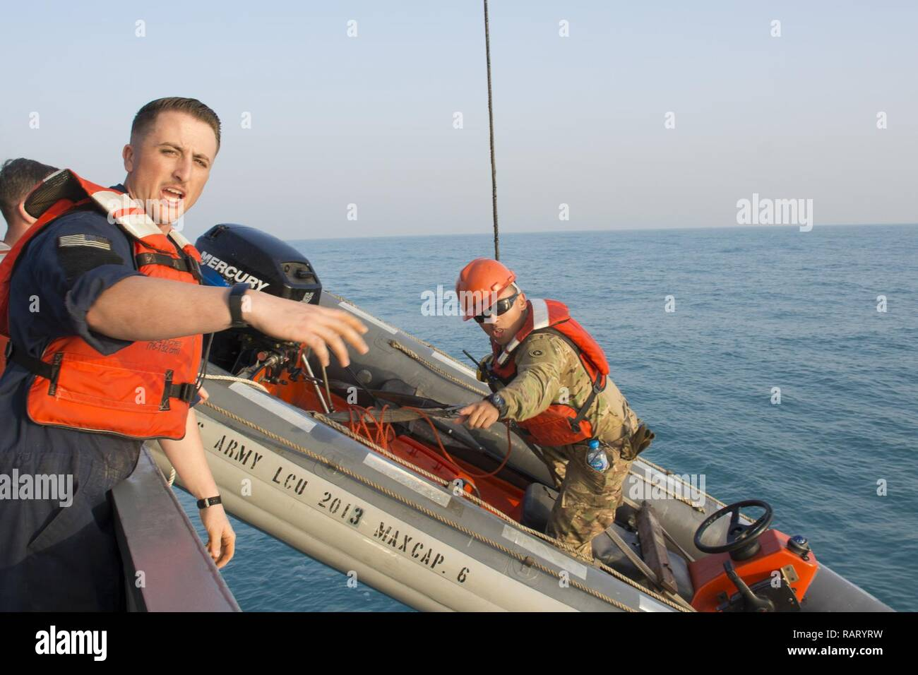 481st Transportation Company Heavy Boat High Resolution Stock Photography And Images Alamy