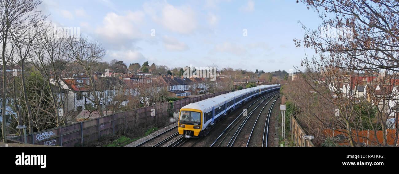 Southeastern Railway - Stock Image