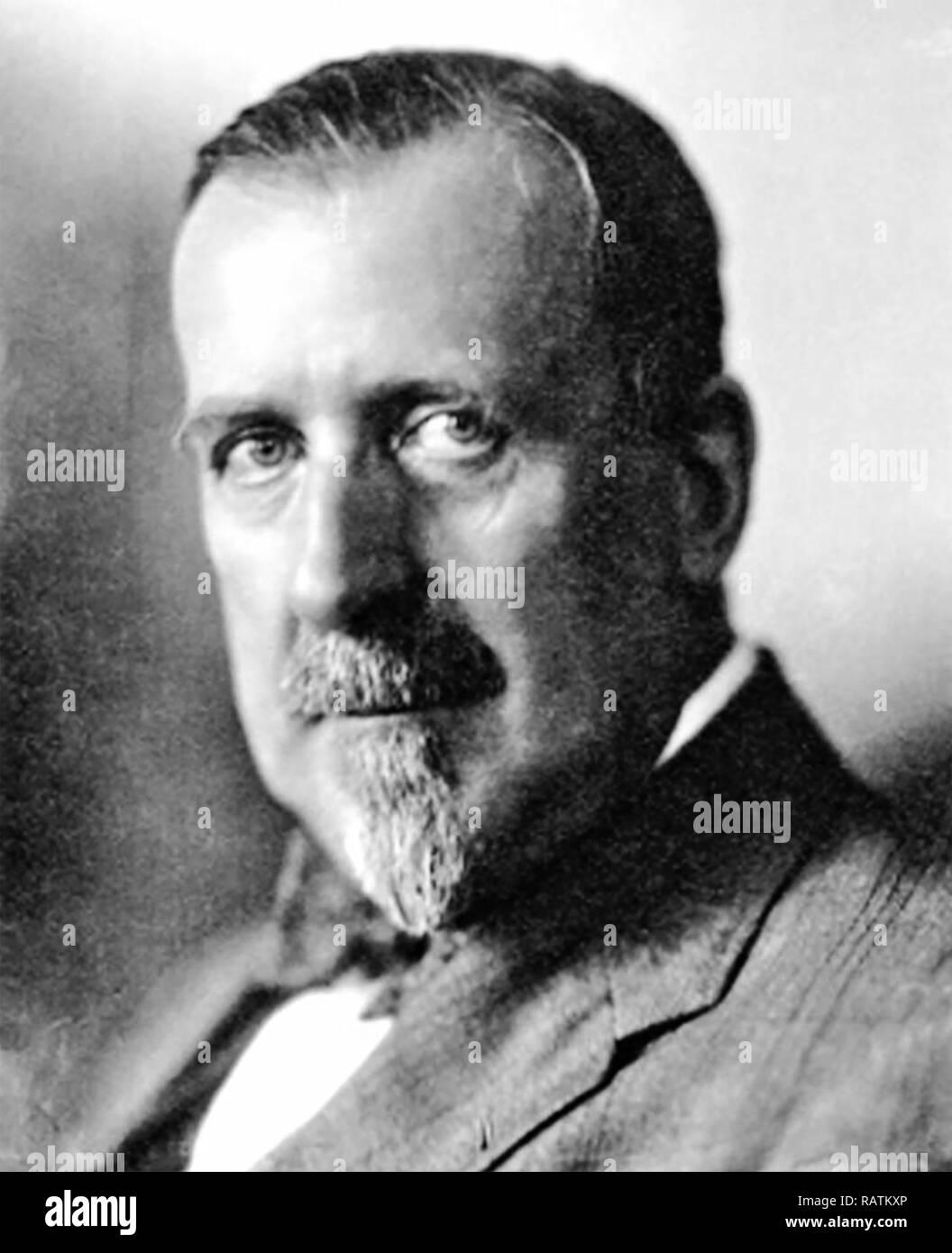 HEINRICH MANN (1871-1950) German novelist - Stock Image