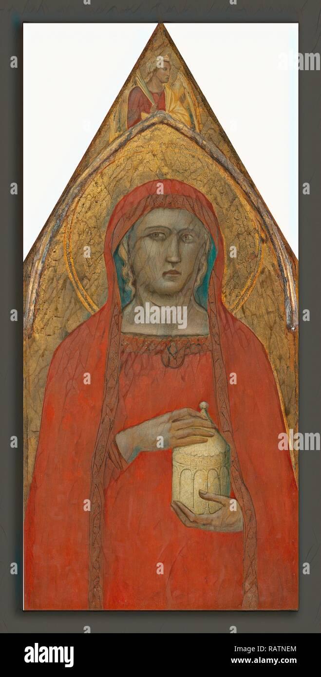 Pietro Lorenzetti Italian Active C 1306 Probably 1348 Madonna