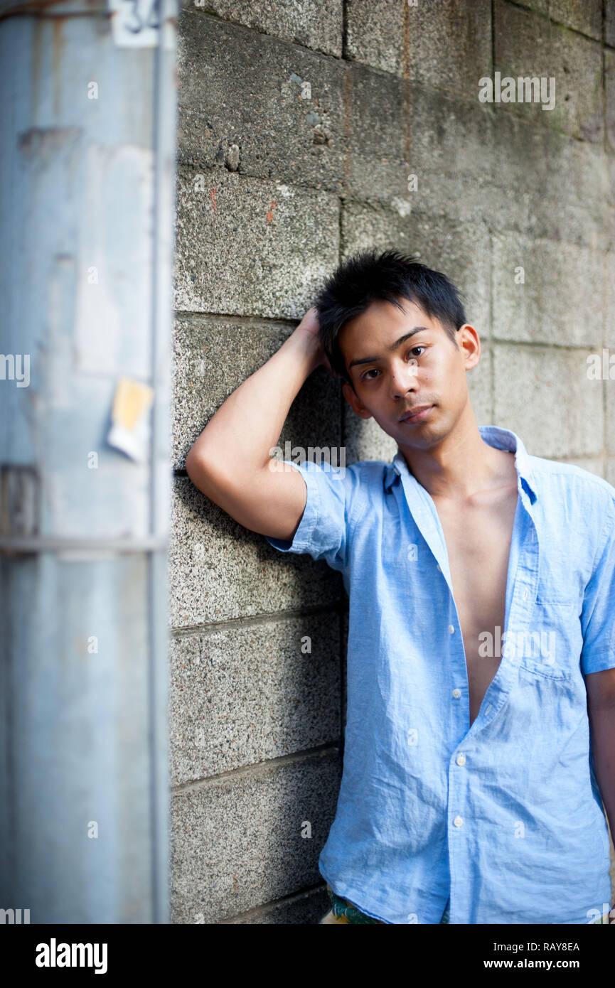Top male asian models