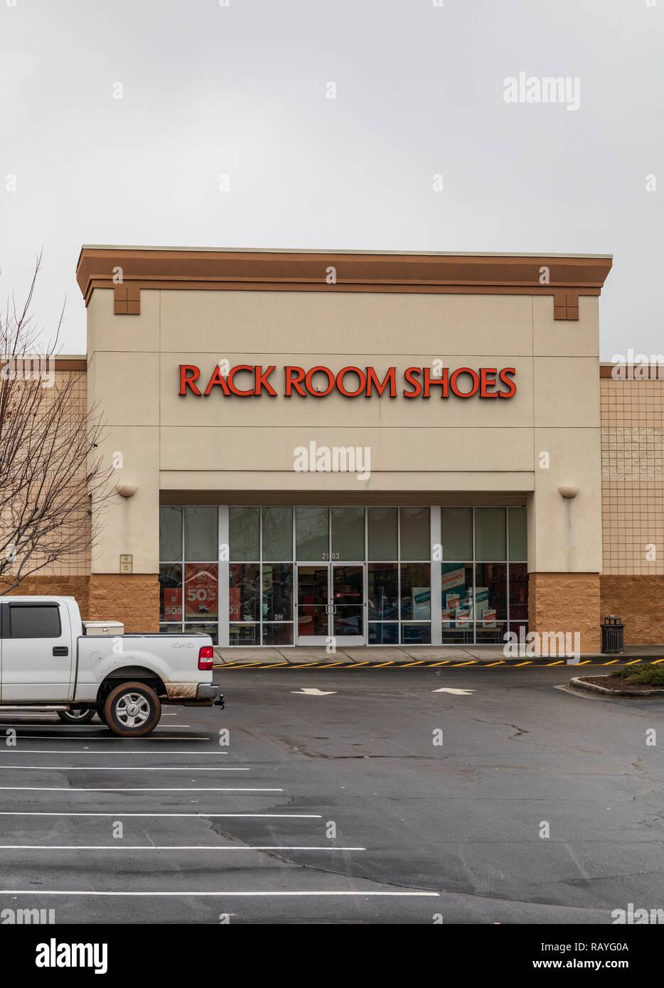 HICKORY, NC, USA-1/3/19: Rack Room
