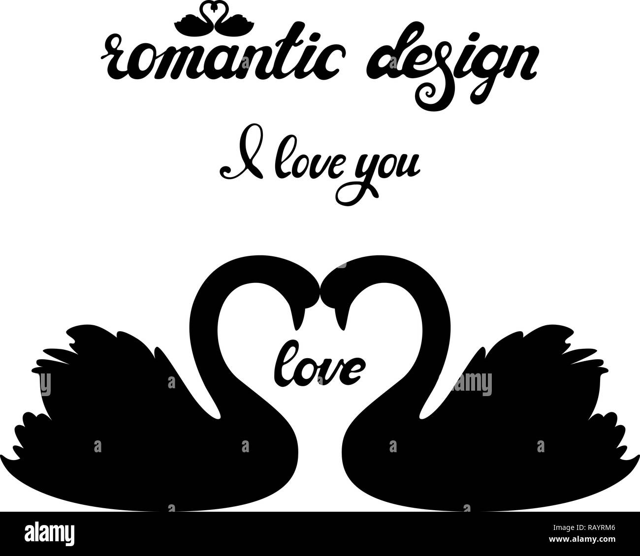 Love Bird Black And White Stock Photos Images Alamy