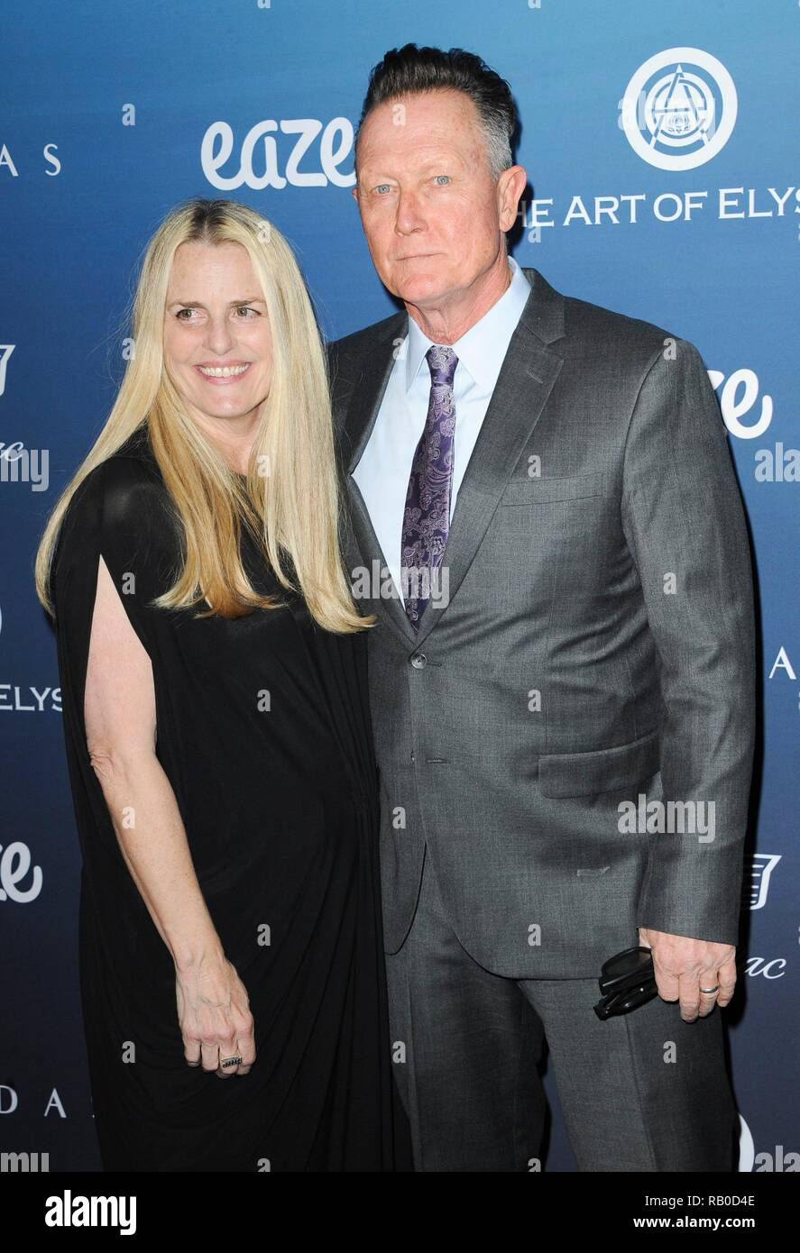 Robert Patrick at arrivals for The Art Of Elysium 12th Annual HEAVEN Gala, Private Venue, Los Angeles, CA January 5, 2019. Photo By: Elizabeth Goodenough/Everett Collection - Stock Image