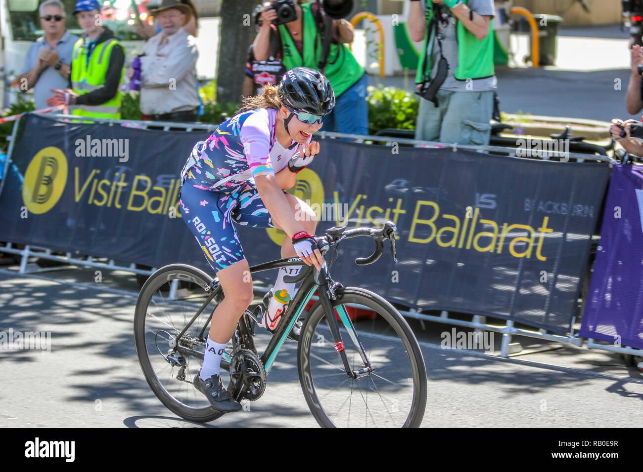 Victoria, Australia  6th Jan 2019  2019 Cycling Australia