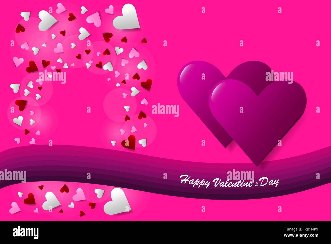 pink hearts theme - Isken kaptanband co
