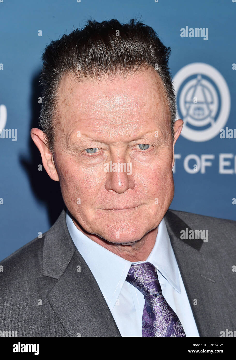 Los Angeles, USA. 5 January 2019. Robert Patrick attends Michael Muller's HEAVEN, presented by The Art of Elysium at a private venue on January 5, 2019 in Los Angeles, California. Credit: Jeffrey Mayer/Alamy Live News - Stock Image