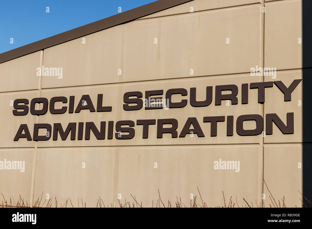 Ssi Benefits Stock Photos & Ssi Benefits Stock Images - Alamy