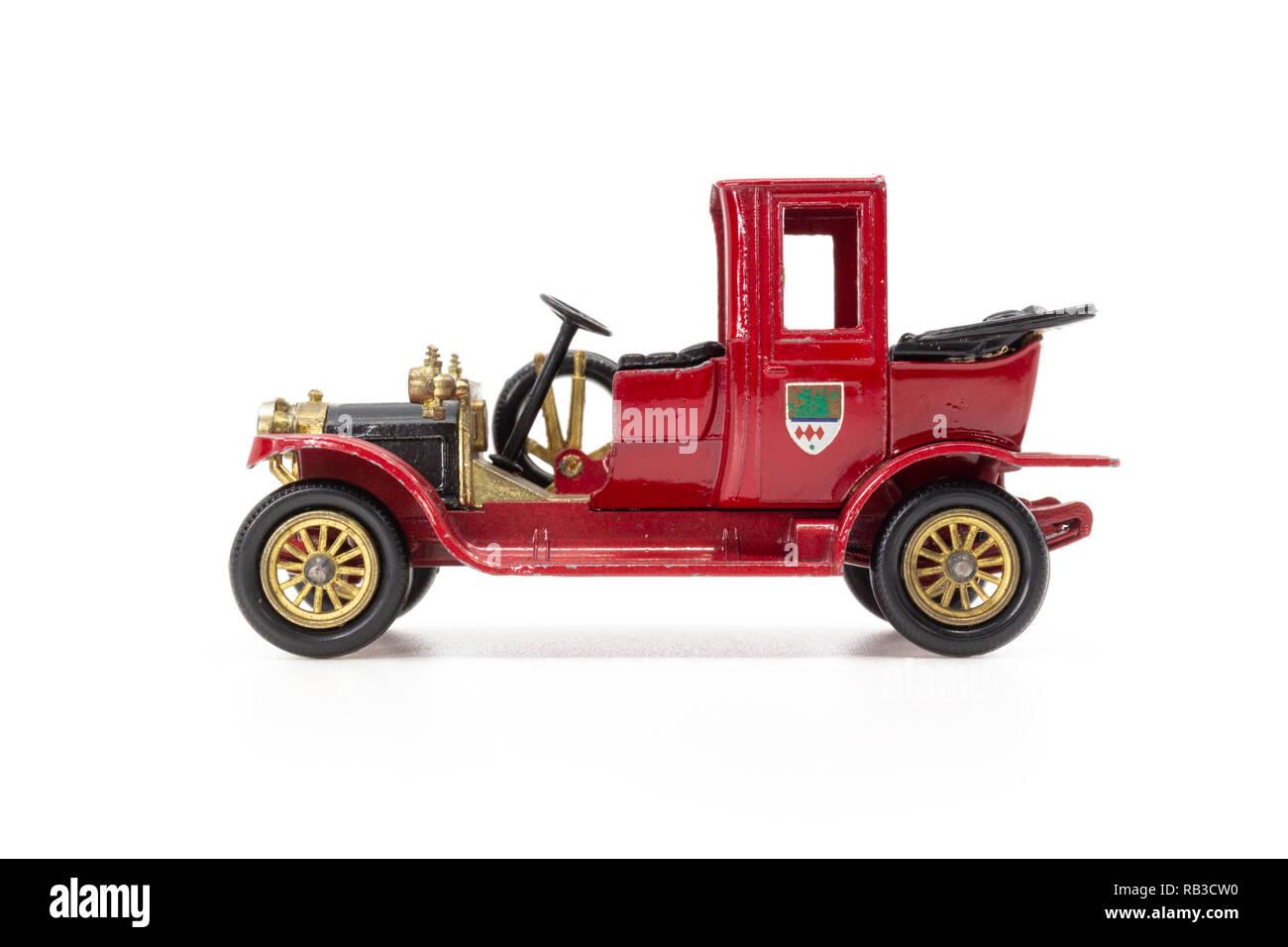 Matchbox Models of Yesteryear Y-11 Packard Landaulet 1912 - Stock Image