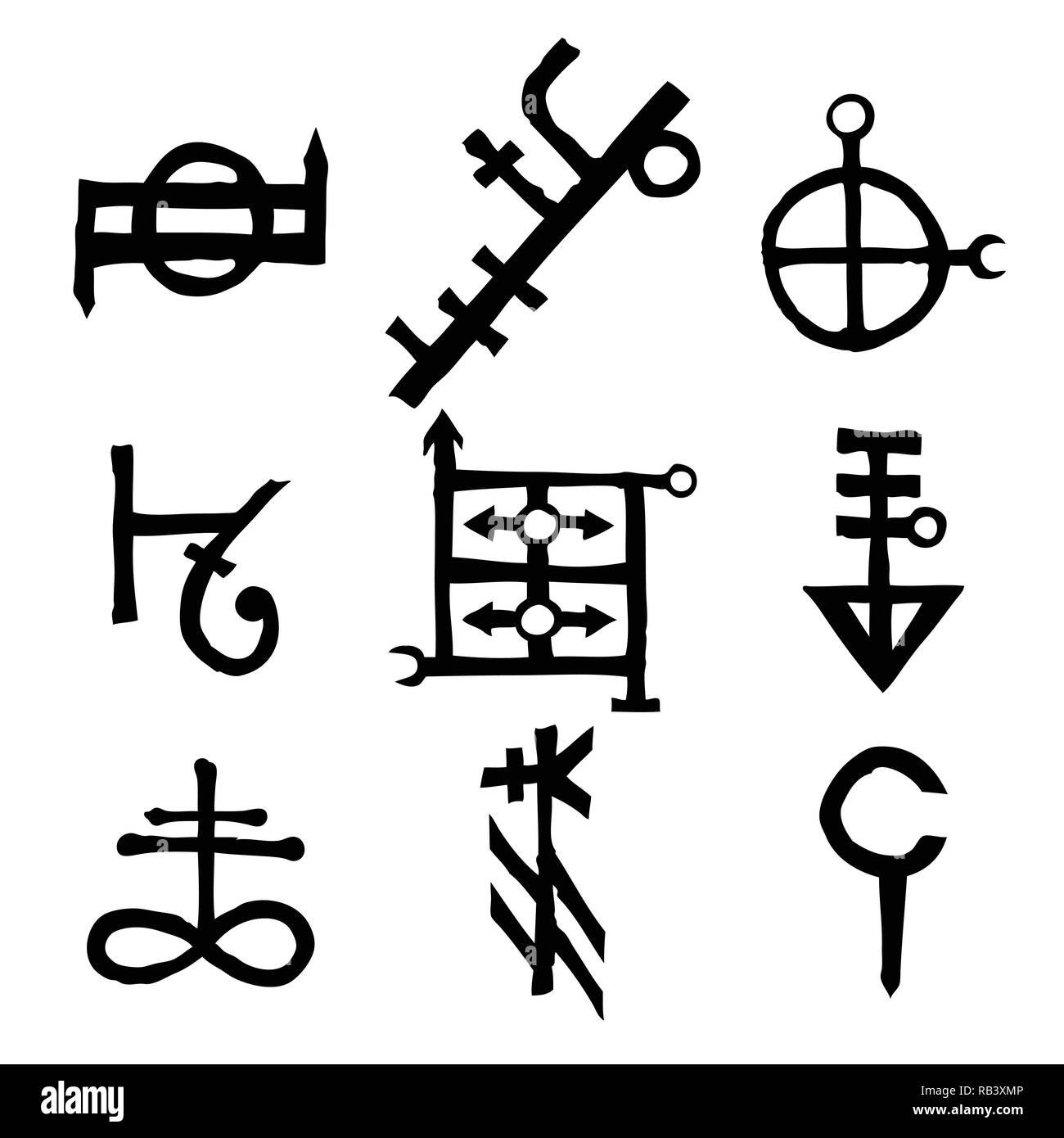 Norse Stock Vector Images