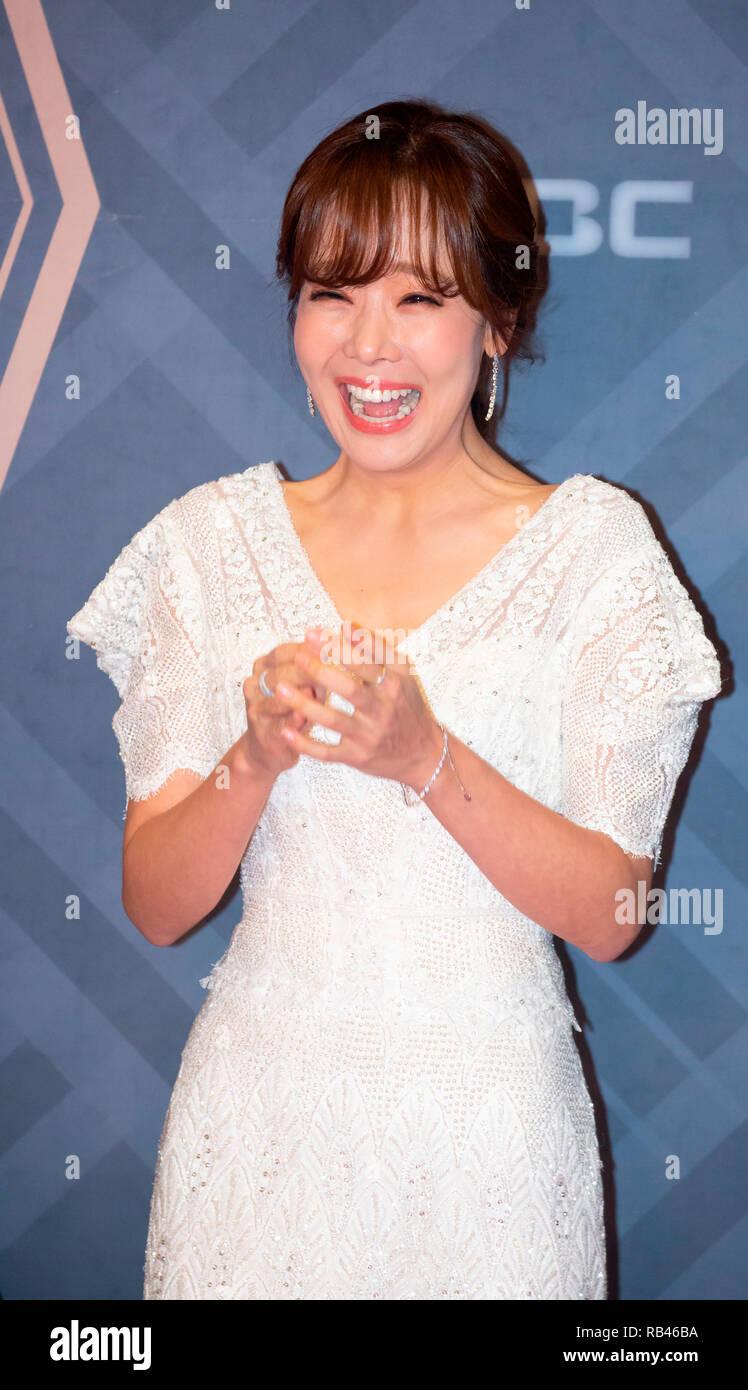 So Yu-Jin, Dec 30, 2018 : South Korean actress So Yu-Jin