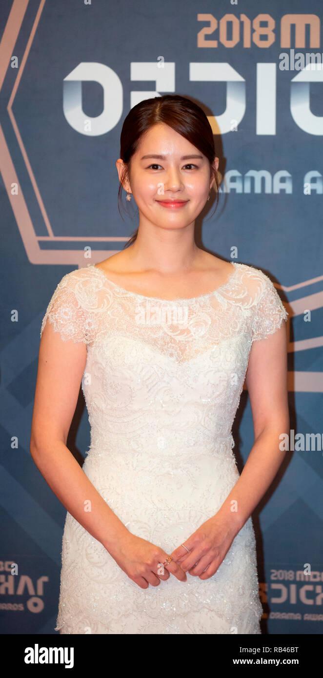 Kim Ju-Hyeon, Dec 30, 2018 : South Korean actress Kim Ju