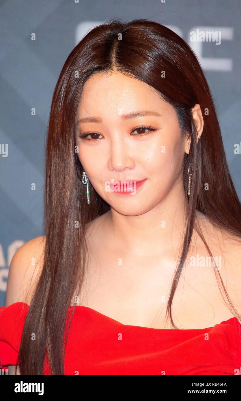 Lee Yu-Ri, Dec 30, 2018 : South Korean actress Lee Yu-Ri