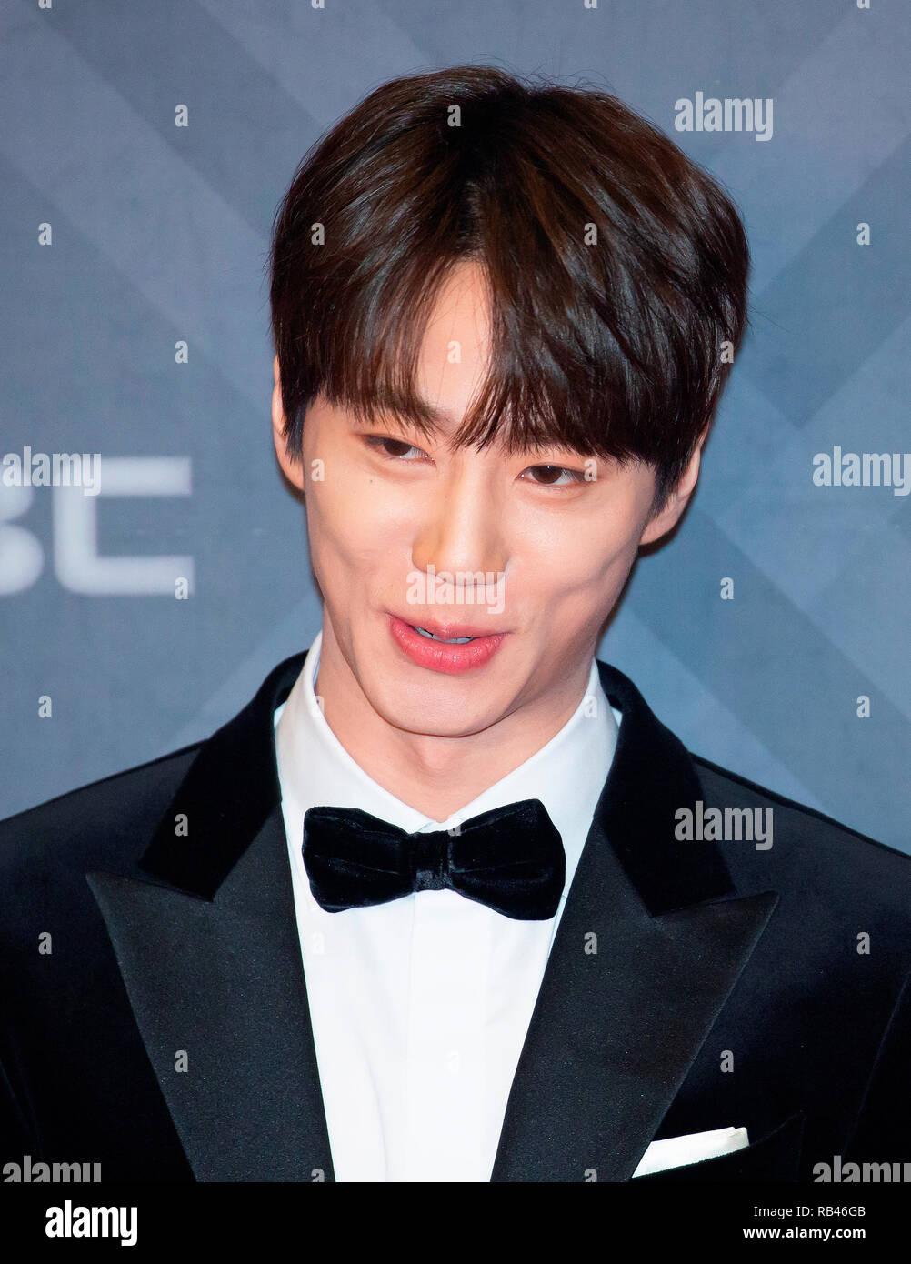 Jun (U-KISS), Dec 30, 2018 : A South Korean singer and actor