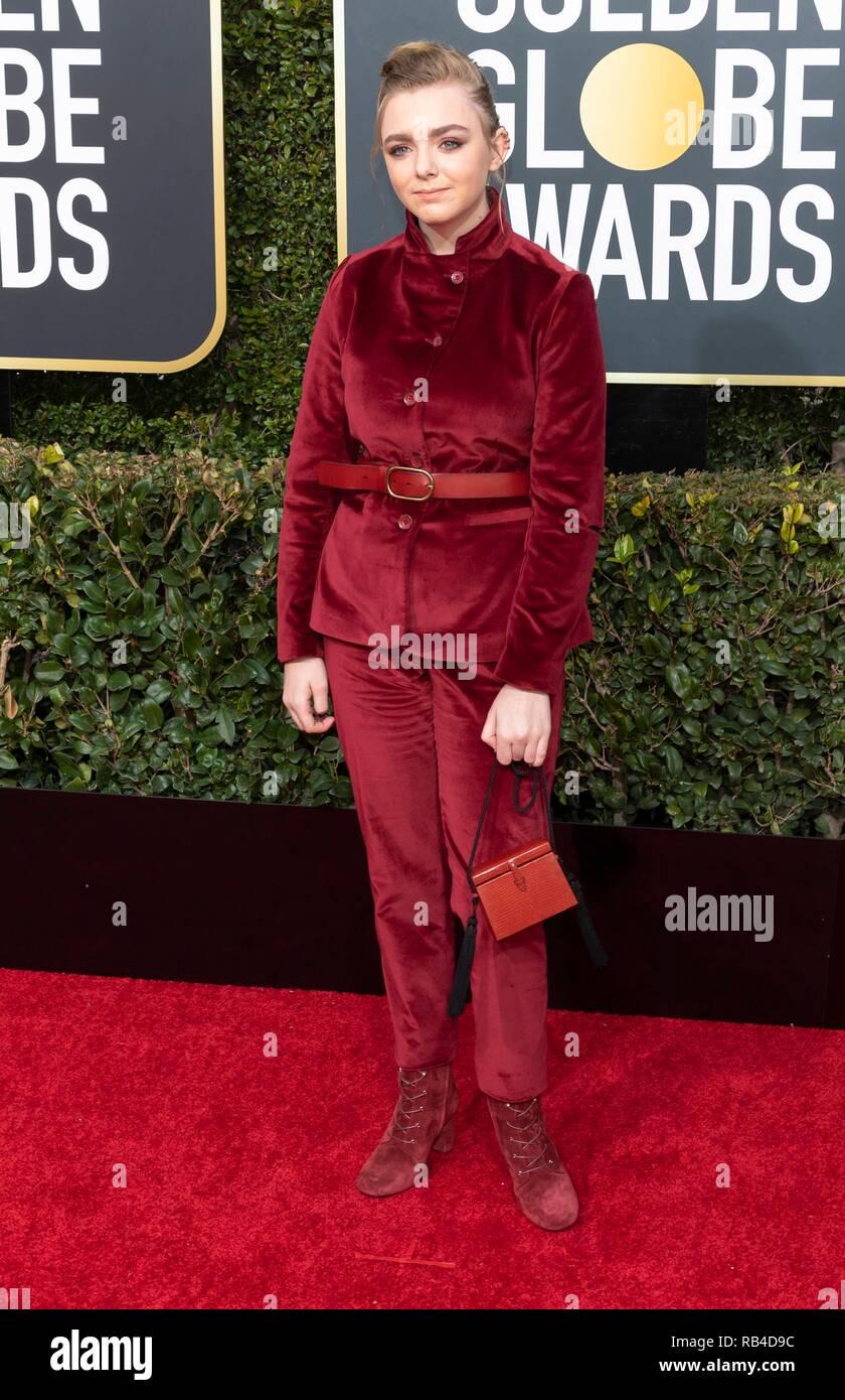 Elsie Fisher Golden Globes