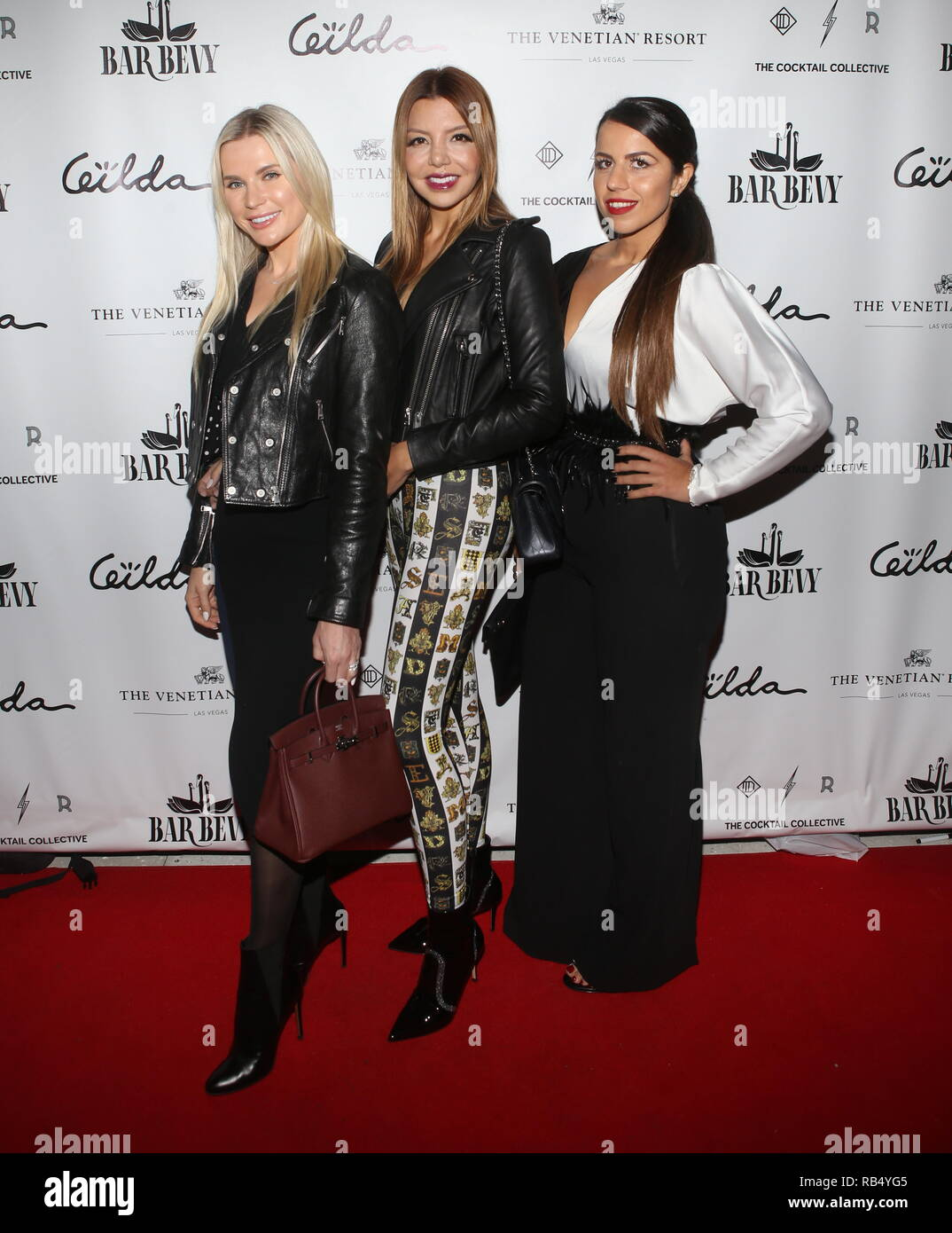 Kings & Queens By Gilda Garza Miami Art Basel 2018  Held at Bevy Bar at Swan  Featuring: guests Where: Miami, Florida, United States When: 06 Dec 2018 Credit: Derrick Salters/WENN.com Stock Photo