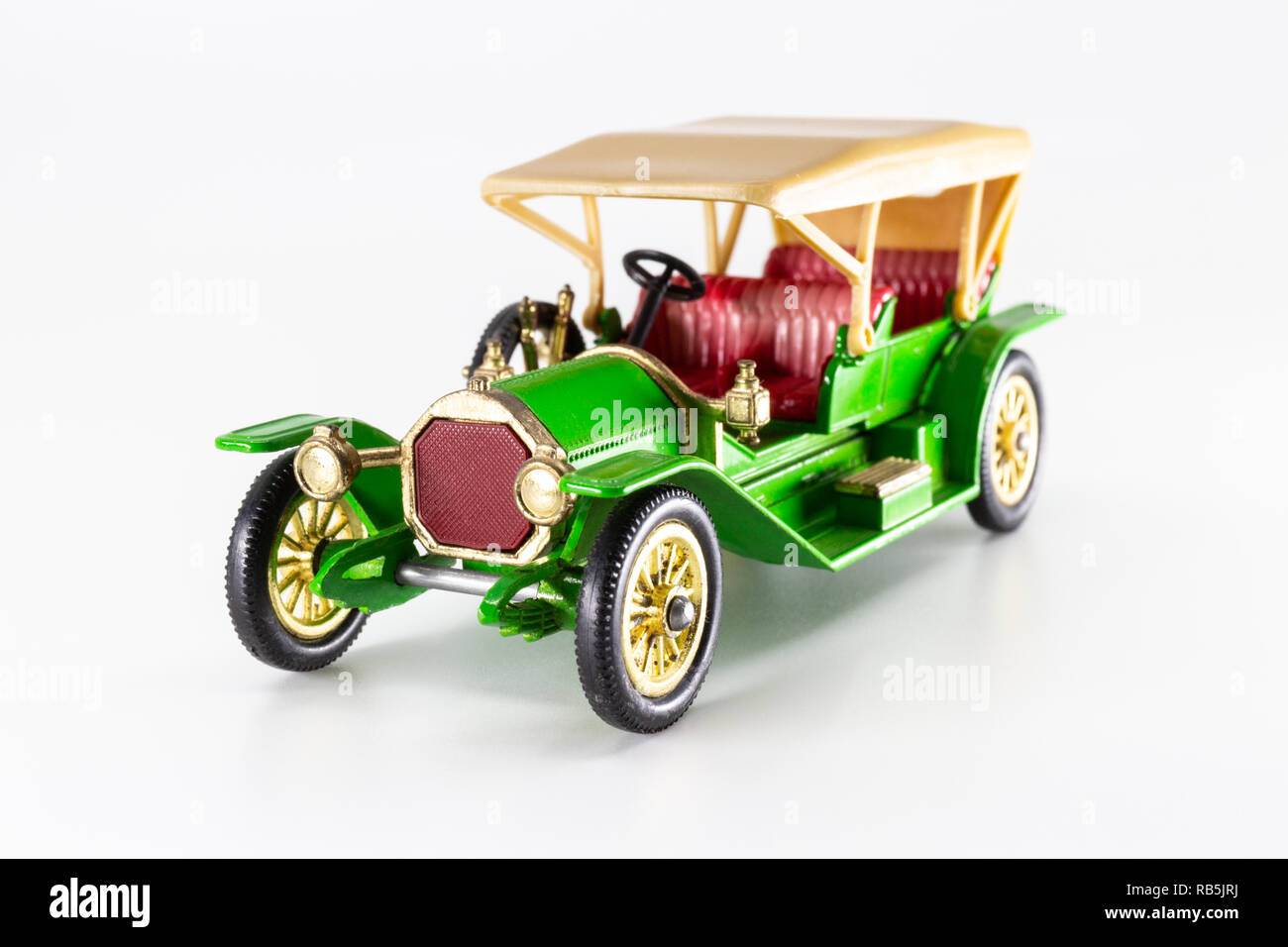 Matchbox Models of Yesteryear Y-9 Simplex Tourabout 1912 - Stock Image