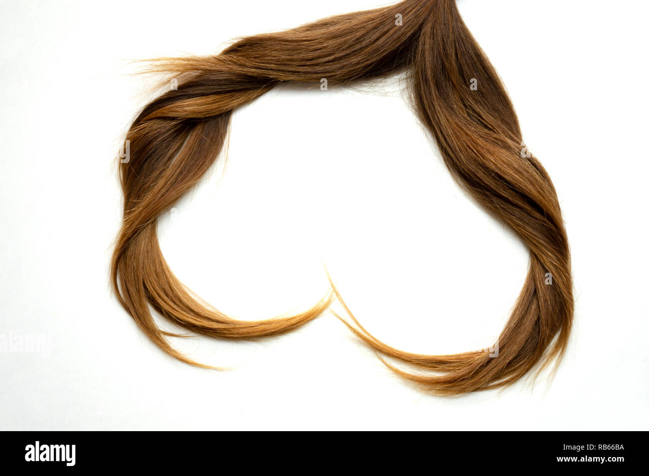Hair Extension Style Stock Photos Hair Extension Style Stock
