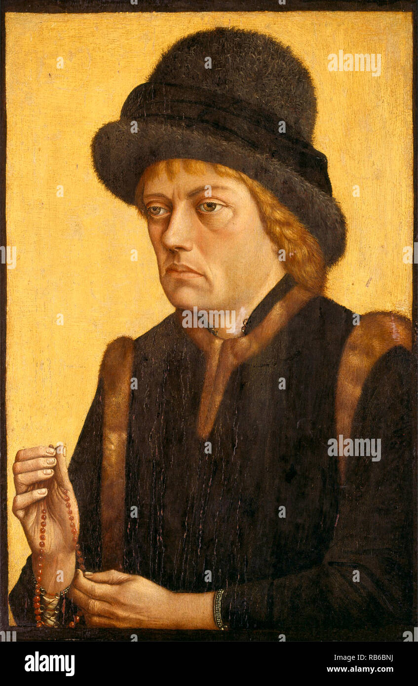 Sigismund (1427 – 1496), a member of the House of Habsburg, was Duke of Austria 1439 - Stock Image
