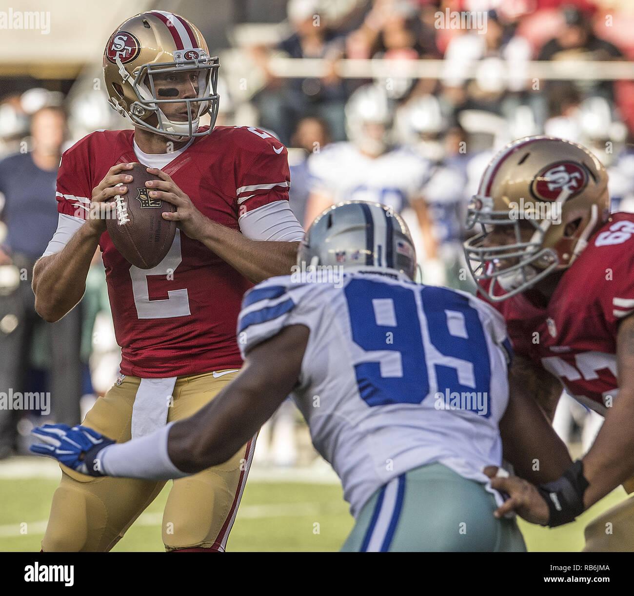 Dallas Cowboys Defensive End Ryan Stock Photos   Dallas Cowboys ... 7c229265b