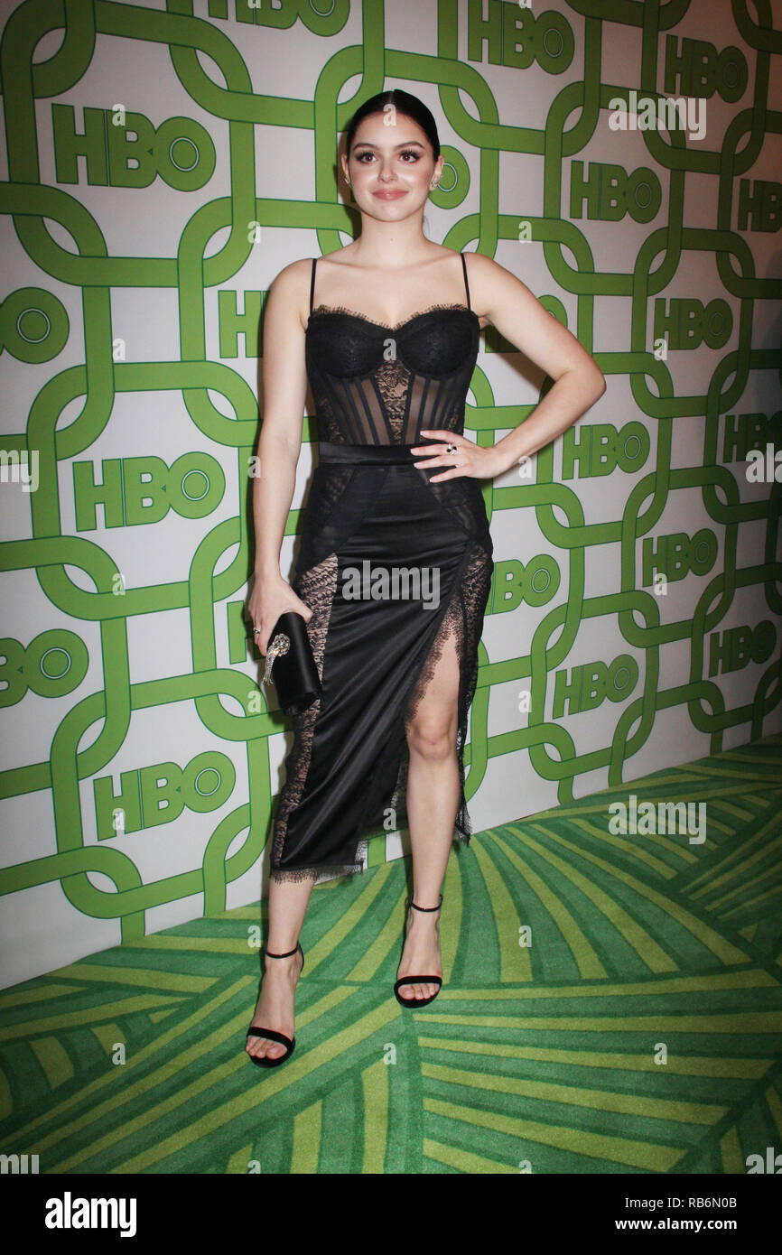 Ariel Winter  01/06/2019 The 76th Annual Golden Globe Awards HBO After Party held at the Circa 55 Restaurant at The Beverly Hilton in Beverly Hills, CA  Photo: Cronos/Hollywood News Stock Photo