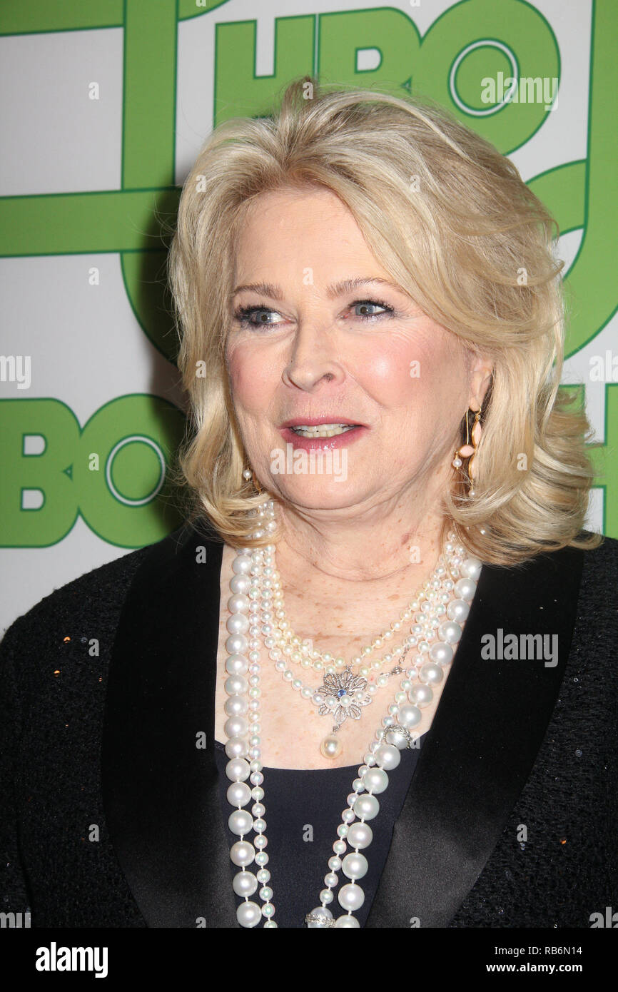 Candice Bergen  01/06/2019 The 76th Annual Golden Globe Awards HBO After Party held at the Circa 55 Restaurant at The Beverly Hilton in Beverly Hills, CA   Photo: Cronos/Hollywood News Stock Photo