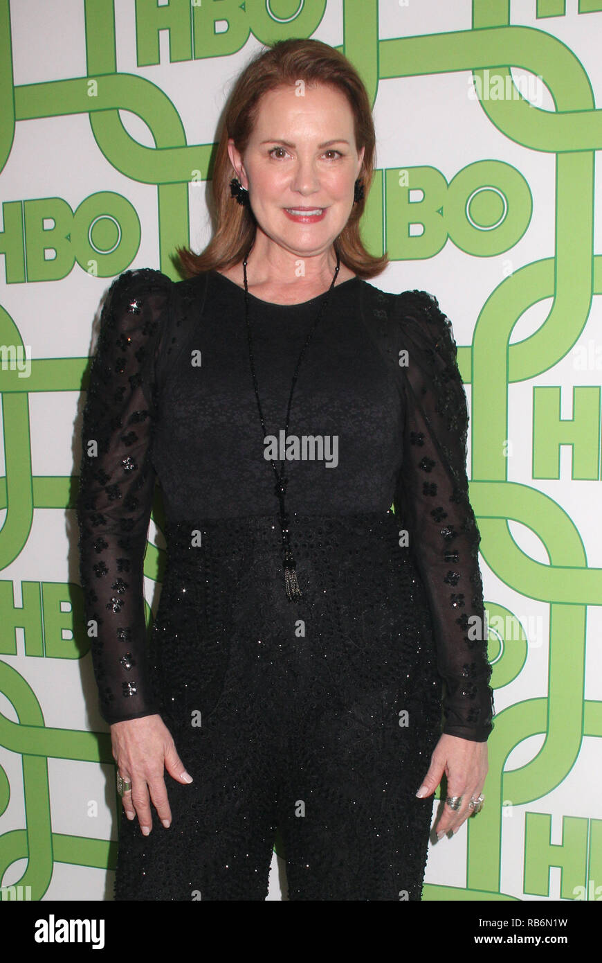 Elizabeth Perkins  01/06/2019 The 76th Annual Golden Globe Awards HBO After Party held at the Circa 55 Restaurant at The Beverly Hilton in Beverly Hills, CA   Photo: Cronos/Hollywood News Stock Photo