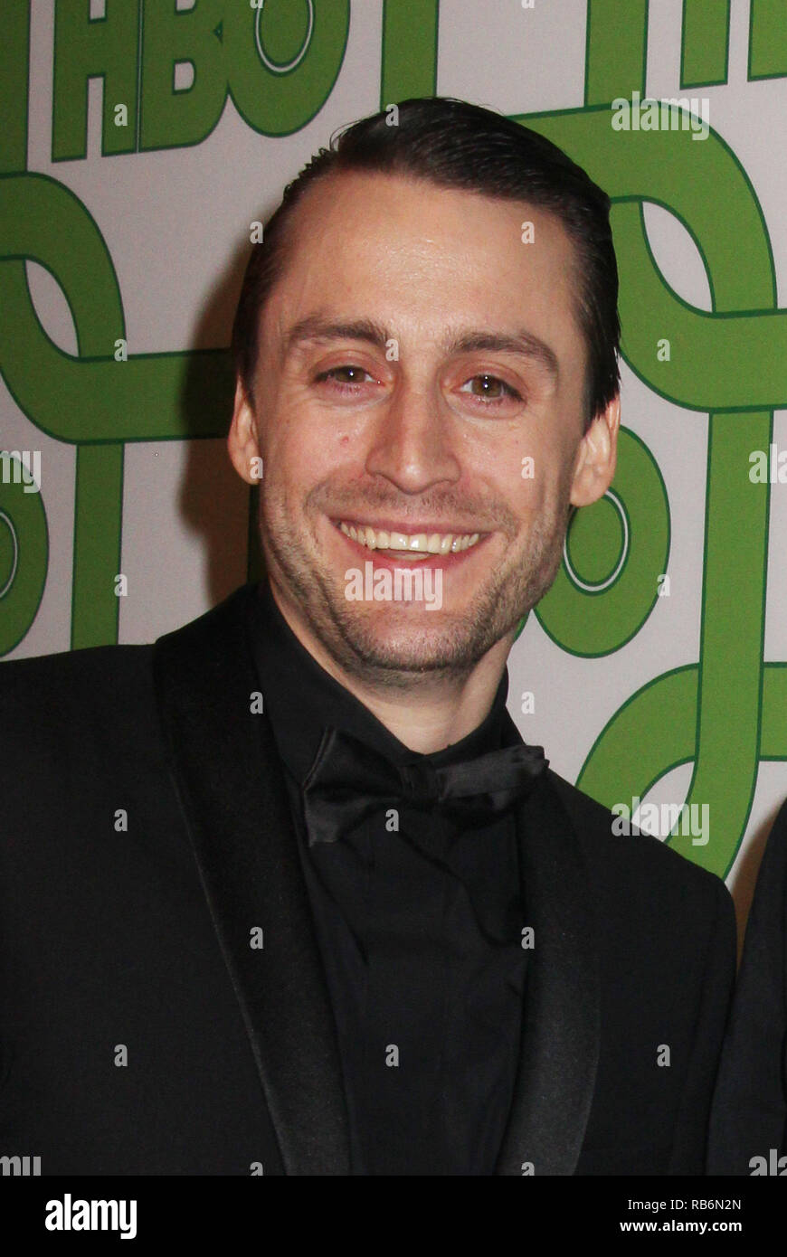 Kieran Culkin  01/06/2019 The 76th Annual Golden Globe Awards HBO After Party held at the Circa 55 Restaurant at The Beverly Hilton in Beverly Hills, CA  Photo: Cronos/Hollywood News Stock Photo